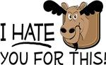 Resentful Moose