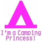 Camping Princess - White
