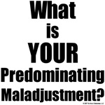 Predominating Maladjustment