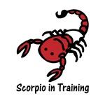 Scorpio in Training