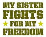 My Sister Fights For Freedom