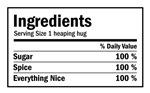 Baby Ingredients