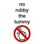 No Rubby the Tummy