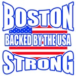 Boston Strong backed by USA
