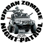 Zombie night patrol
