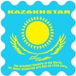 Kazakhstan (front design only)