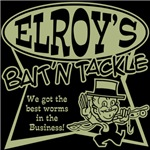 Elroy's Bait 'N Tackle Light Green