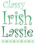 Classy Irish Lassie
