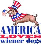America loves wiener dogs