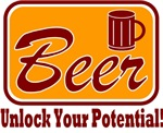 BEER - UNLOCK YOUR POTENTIAL !