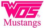 WOS Mustangs Pink