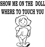 Show Me Where To Touch You Doll