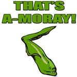 That's A-Moray!