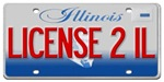 Beastie Boys License Plate