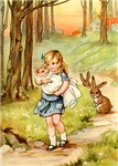 ALICE AND THE PIG BABY