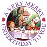 A Very Merry Unbirthday to You