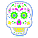PSYCHEDELIC SKULL T-SHIRTS AND GIFTS