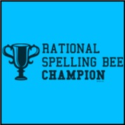 Rational Spelling Bee Champion