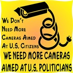 We Need More Cameras Aimed At U.S. Politicians