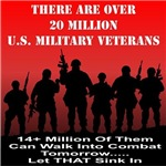 There Are Over 20 Million US Veterans Think About