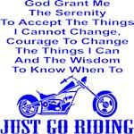Biker Serenity Prayer