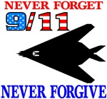 Never Forget 9-11 Never Forgive