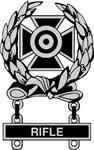 Army Rifle Expert Badge