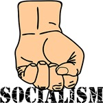 Fist Breaking Socialism #2