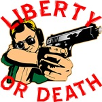 Liberty Or Death Shooter