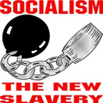 Ball And Chain Socialism The New Slavery