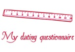 My Dating Questionnaire Ruler