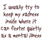 Sadness Mental Illness