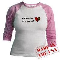 Half My Heart is in Kuwait!