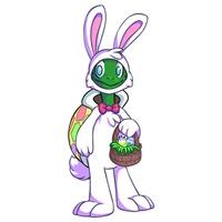 Easter Bunny Sheldon