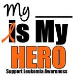 Leukemia Hero T-Shirts, Apparel & Gifts