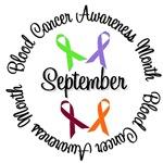 Blood Cancer Awareness Month T-Shirts