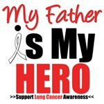 Lung Cancer Hero (Father) Shirts & Gifts
