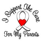Lung Cancer Cure (Parents) T-Shirts & Gifts