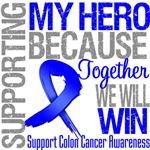 Support Hero Colon Cancer
