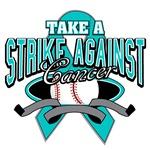 Take a Strike Against Ovarian Cancer Shirts