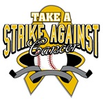 Take a Strike Appendix Cancer Shirts and Gifts
