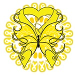 Sarcoma Cancer Tattoo Butterfly Shirts and Gifts