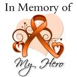 In Memory Hero Leukemia Shirts and Gifts