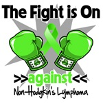 The Fight is On Non-Hodgkins Lymphoma Shirts