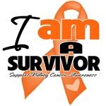 I am a Survivor Kidney Cancer Shirts