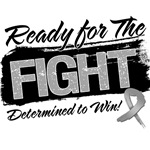 Ready For The Fight Brain Cancer Shirts