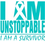 Unstoppable Cervical Cancer Shirts and Gifts