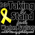 Taking a Stand Sarcoma Shirts