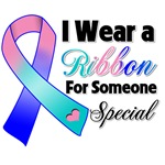 Ribbon Someone Special Thyroid Cancer Shirts