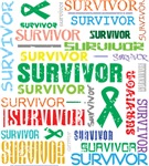 Survivor Colorful Liver Cancer Shirts and Gifts